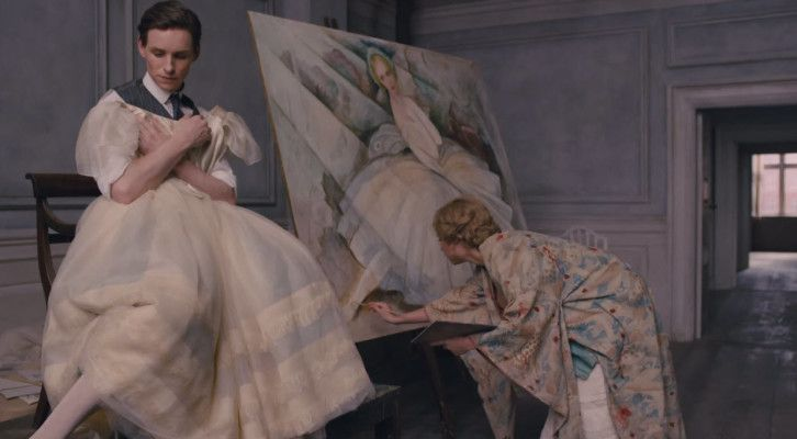 Interview: Eddie Redmayne on Portraying Lili Elbe in The Danish Girl