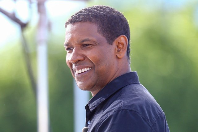 denzel washington height