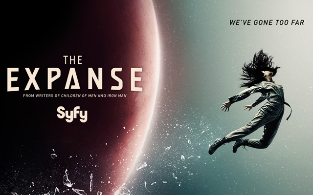 The Expanse Season 2 Ordered by Syfy.