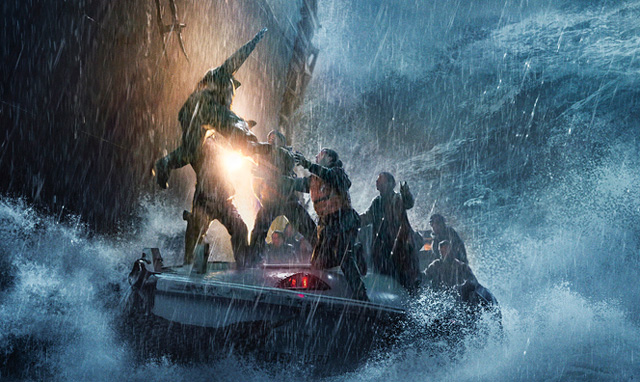 The Finest Hours Promo: New Footage from the January 29 Release.