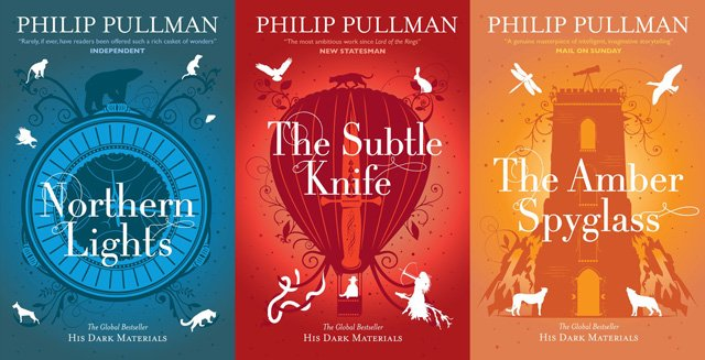 His Dark Materials Adaptation Coming to BBC One.