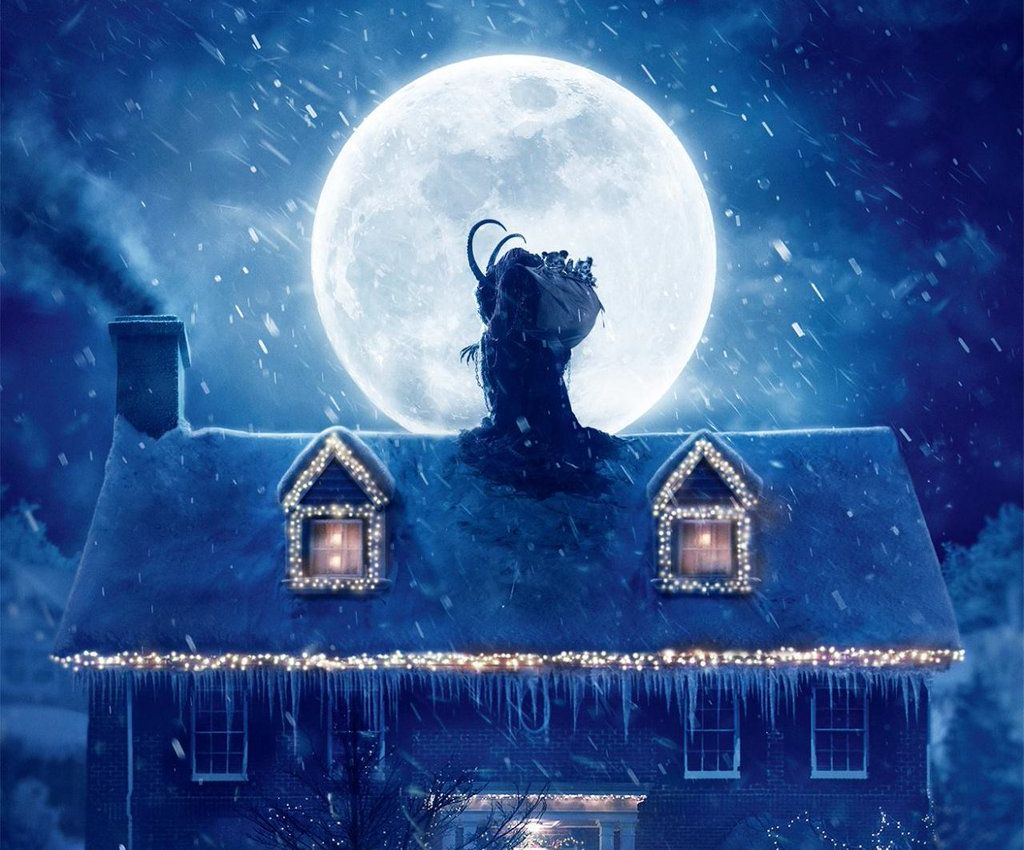Movie Posters 2015: You Better Watch Out For The New Krampus Poster