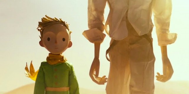 The Little Prince Trailer: Look with the Heart at the Animated Adaptation