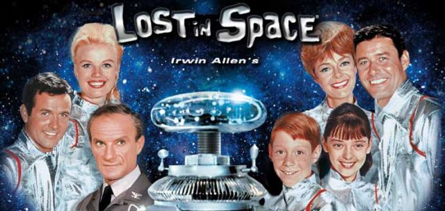 Danger, Will Robinson! Lost in Space Reboot Lands at Netflix.