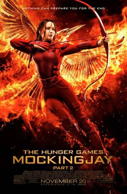 The Weekend Warrior on Mockingjay Part 2, The Night Before and Secret in Their Eyes.