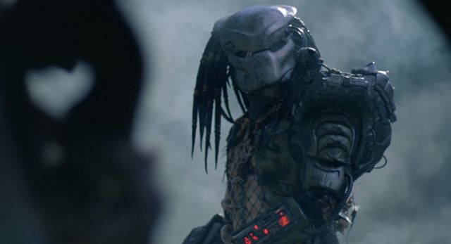 The Predator costume design will get an upgrade in the new Shane Black film.