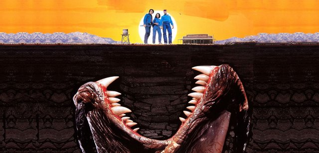 A Tremors tv series is in the works with Kevin Bacon returning!