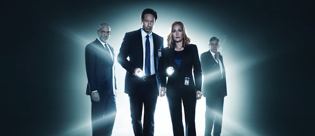 The Truth is out There with new X-Files art!