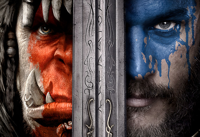 Warcraft Director Shares Behind-the-Scenes Photos from Game Adaptation.