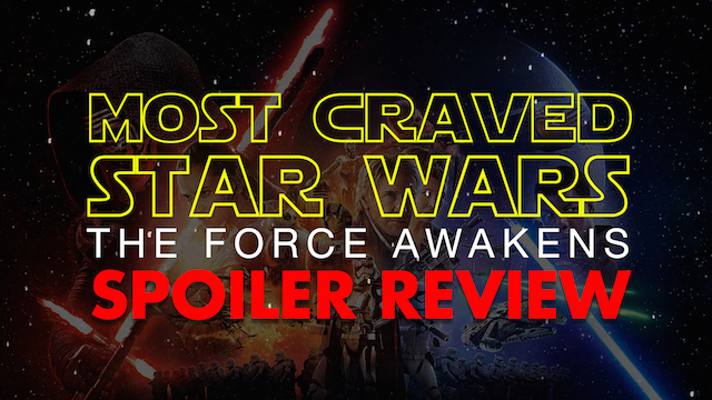 Be sure to watch our Star Wars spoilers review of The Force Awakens.