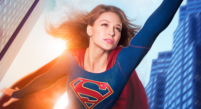 Young Superman Revealed in New Supergirl Photos.