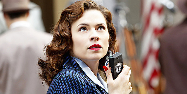 Agent Carter Season Two Slightly Delayed