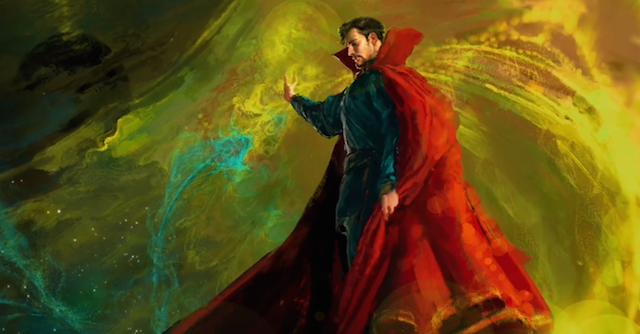 Just a Regular Day on Bleecker Street in New Doctor Strange Photos and Video