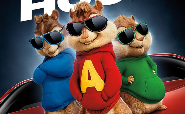 alvin and the chipmunks clip featuring bella thorne