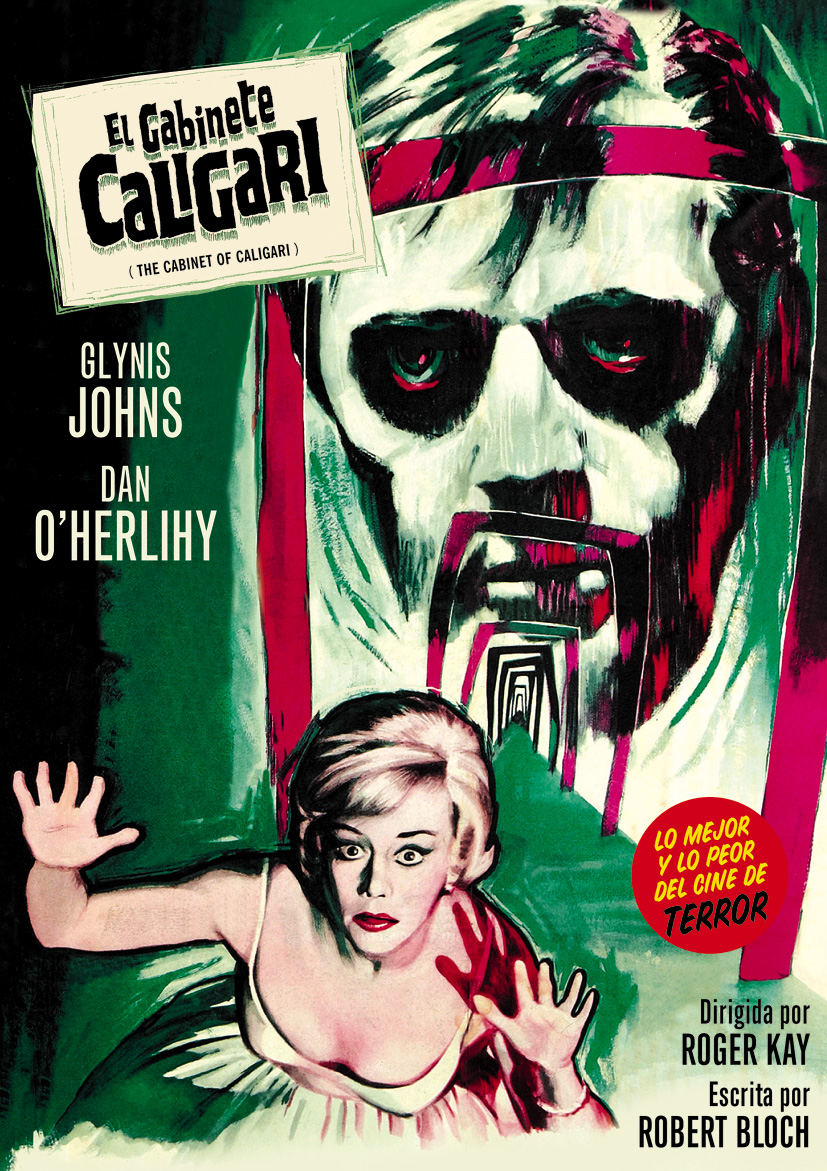 In Praise of the Truly Deranged 1962 Remake of THE CABINET OF ...