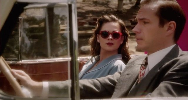Watch the first clip from Marvel's Agent Carter season two!