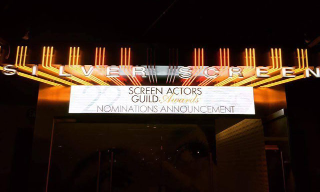 Nominations Announced for the 22nd Annual SAG Awards