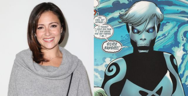 Italia Ricci Cast as Supergirl Villain Silver Banshee!
