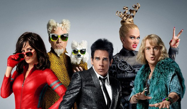 Final Zoolander 2 Trailer Wants You to Relax.