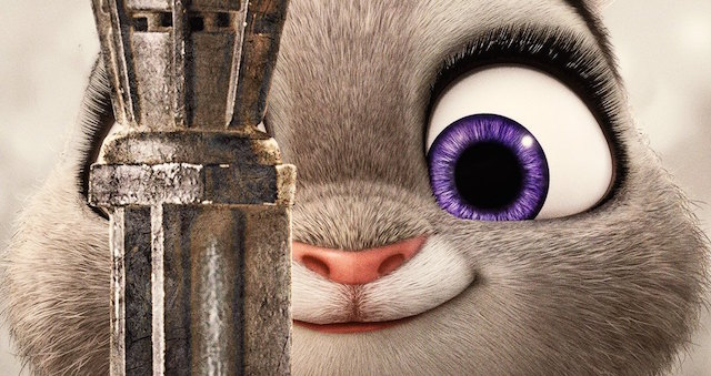 Take a look at Zootopia movie posters from the animal world and our own!