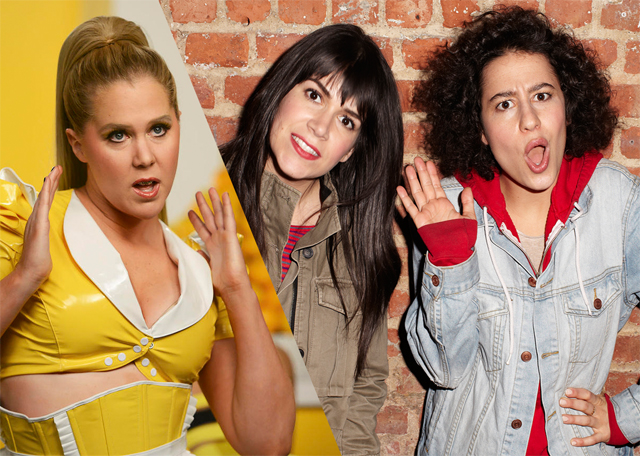 Comedy Central Orders More Inside Amy Schumer and Broad City.