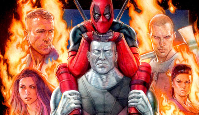 Confused About the Deadpool Characters? There's a Diagram for That.