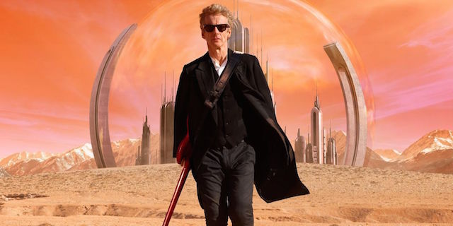 Chris Chibnall is the new Doctor Who showrunner.