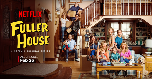 Fuller House Featurette Brings the Tanners Back Together.