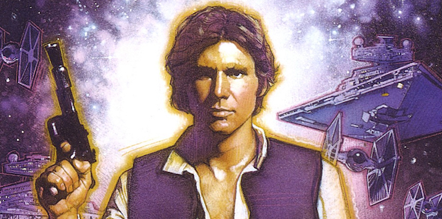 Who will play the new Han Solo?