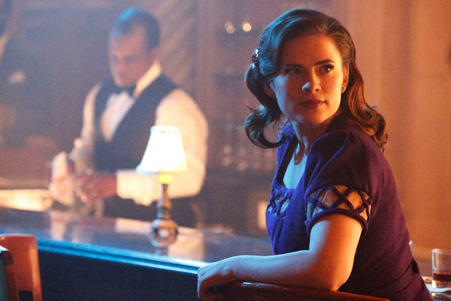 Hayley Atwell to Lead ABC Pilot Conviction.