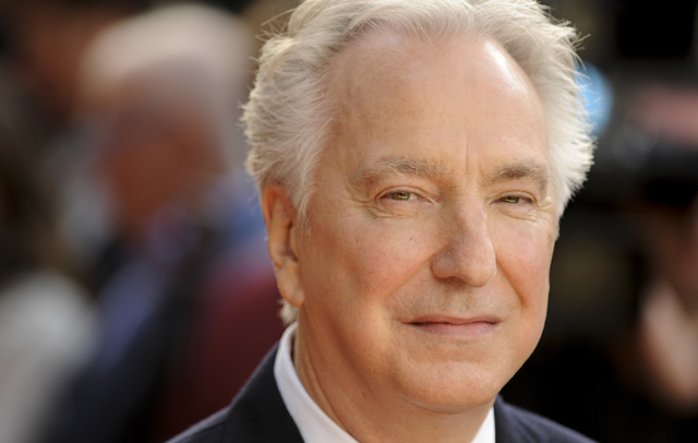 Actor Alan Rickman Has Passed Away at the Age of 69.