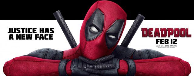 Deadpool Posters Take the Piss Out of Valentine's Day and Emojis.