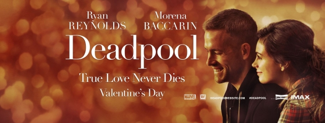 Deadpool Banner Takes the Film's Marketing in a New Direction