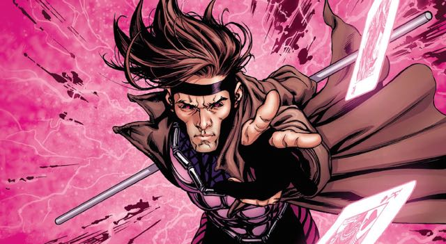 Gambit Movie to Begin Production in March.