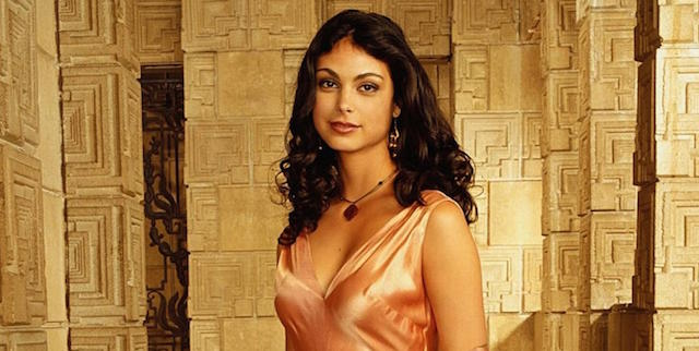 Firefly was one of the most popular of the many Morena Baccarin movies and TV shows.