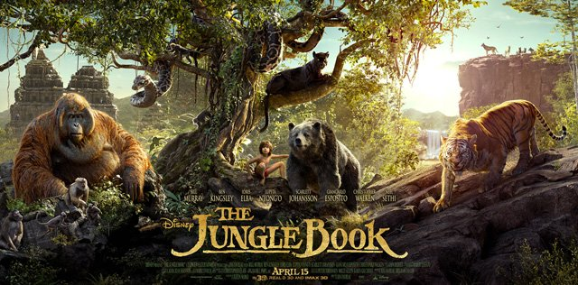 The Jungle Book Super Bowl Trailer: Disney's New Live-Action Take on the Classic Story.