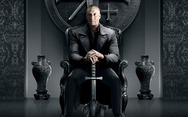 Vin Diesel Movies Presented by The Last Witch Hunter