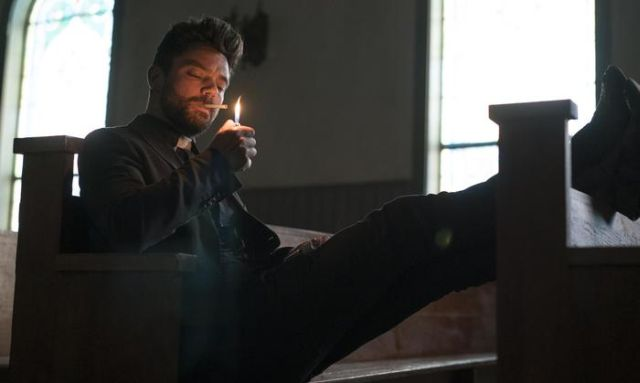 Your Prayers Have Been Answered, Preacher Sneak Peek Debuts