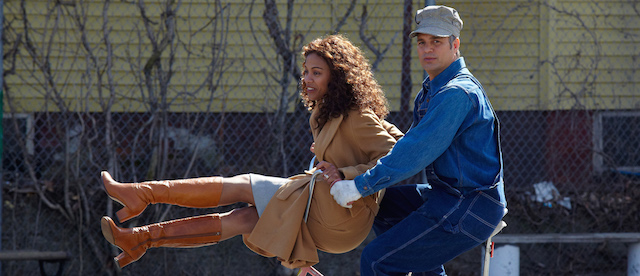 Mark Rufallo and Zoe Saldana play husband and wife in Infinitely Polar Bear.
