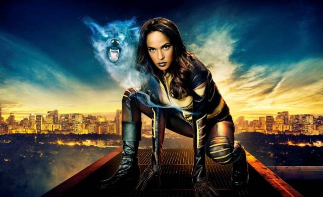 Get a First Look at Megalyn Echikunwoke as Vixen on Arrow!