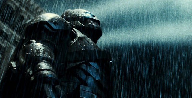 Batman v Superman rated R? It will be on Blu-ray!