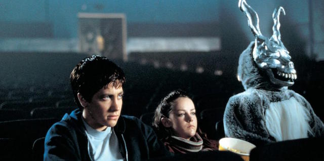 Donnie Darko is one of the Drew Barrymore movies that the actress also produced.