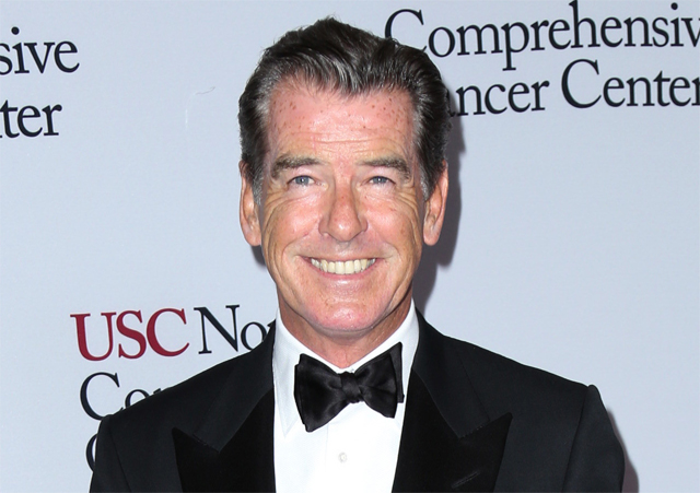 Pierce Brosnan to Reteam with Martin Campbell for Across the River and Into the Trees.