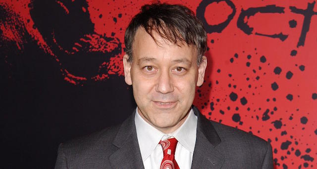 Sam Raimi will direct the near-future actioner, World War 3.