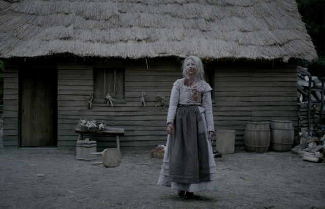 The Witch was directed by Robert Eggers.
