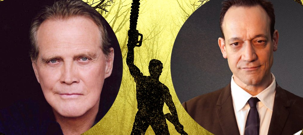 Ash vs Evil Dead season 2 gets new cast members.
