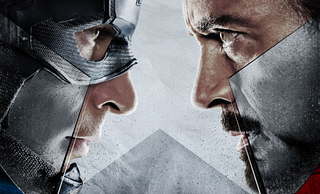 Civil War movie trailer