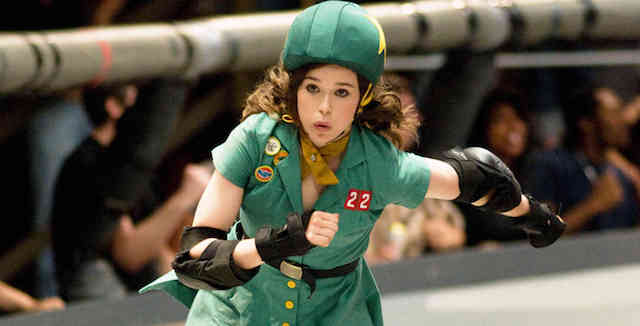 Whip It is another great one on our Ellen Page movies list.
