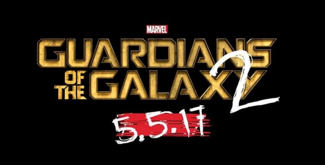Take a Look at the New Guardians of the Galaxy Vol. 2 Logo!