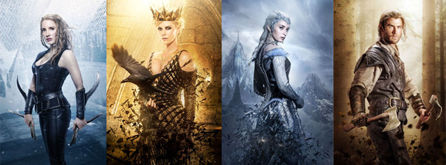 The New Huntsman: Winter's War Trailer is Here!